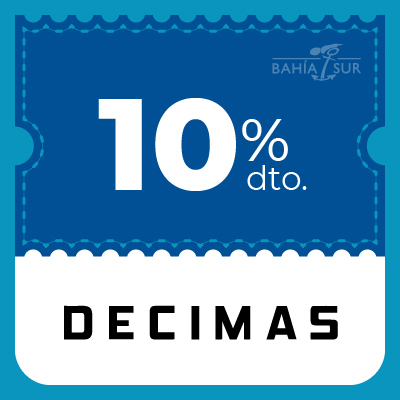 10% y 5% de descuento