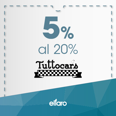20% a 5% de descuento