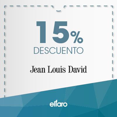 15% de descuento