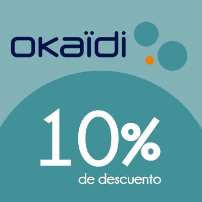 Okaïdi - 10% de descuento