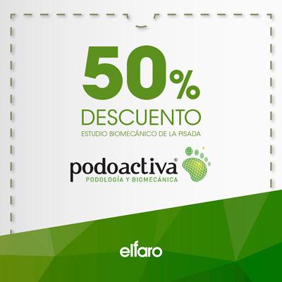 Podactiva - 50% dto.