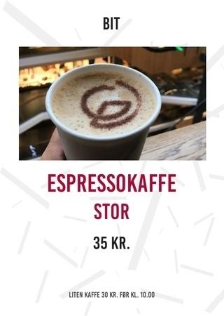 BIT Espressokaffe stor