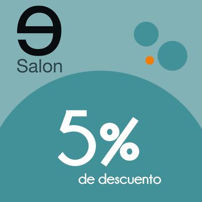 E Salón Peluquería - 5% descuento
